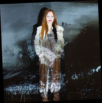 image tori amos color photoshoot native invader paulina otylie surys