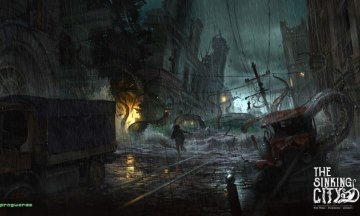 image news the sinking city
