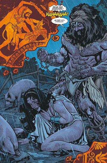 image planche 1 wonder woman terre un tome 1 grant morrison yanick paquette urban comics