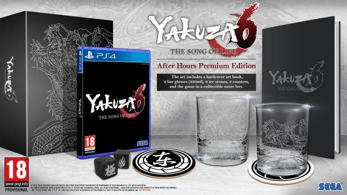 image edition yakuza 6