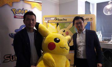 image yugi kitano producteur atsushi nagashima développeur jcc pokémon