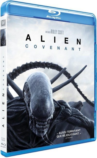 image ridley scott blu ray alien covenant