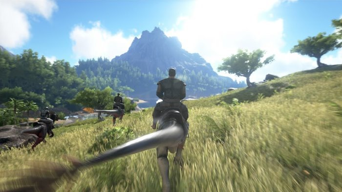 image ps4 ark survival evolved