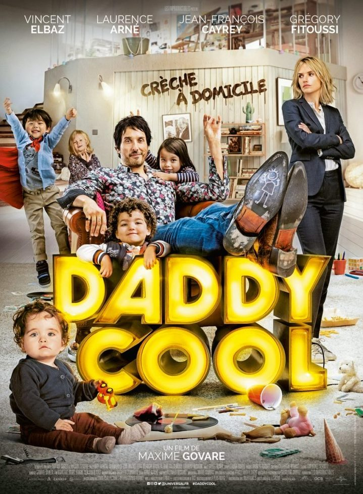 image maxime govare poster daddy cool