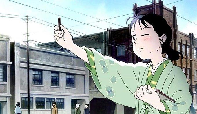 image suzu dessin dans un recoin de ce monde film animé katabuchi