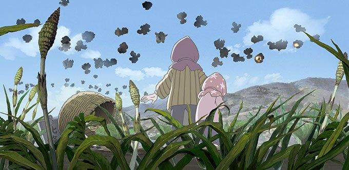 image suzu harumi dans un recoin de ce monde film katabuchi