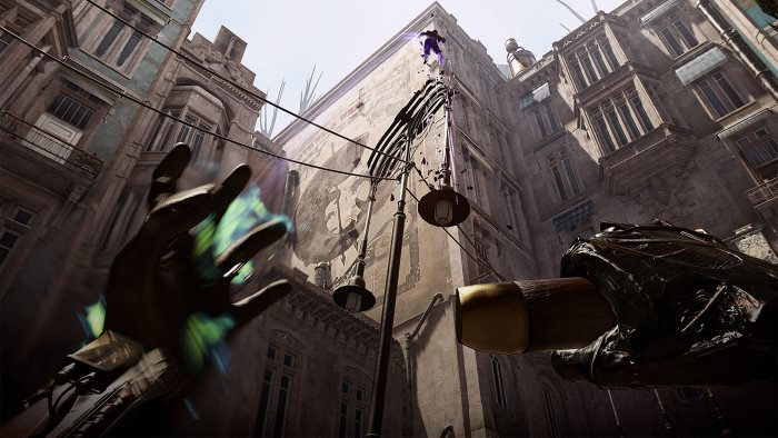 image jeu dishonored mort outsider
