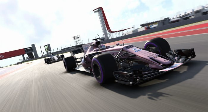test ps4 f1 2017 les amateurs de formule 1 sont aux anges. Black Bedroom Furniture Sets. Home Design Ideas