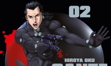 image gantz perfect edition tome 2