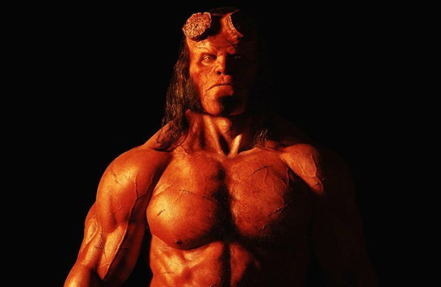 neil marshall hellboy david harbour