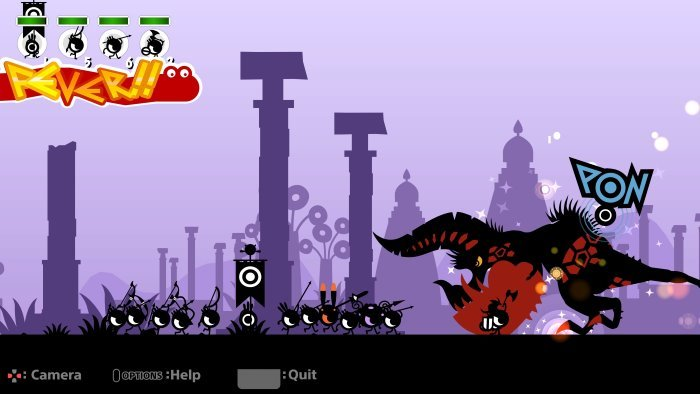 image test patapon remastered