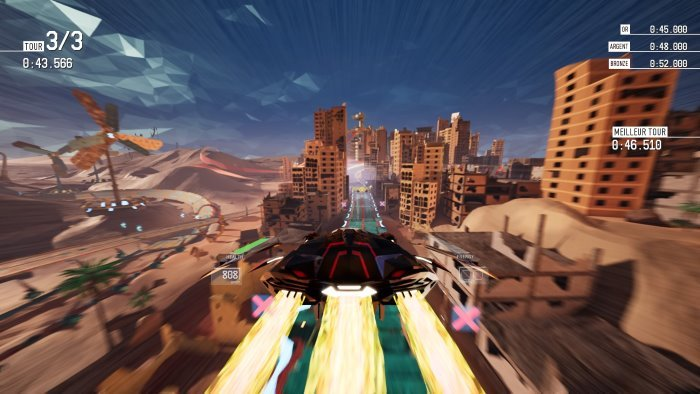 image ps4 redout