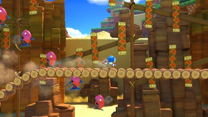 image article sonic forces