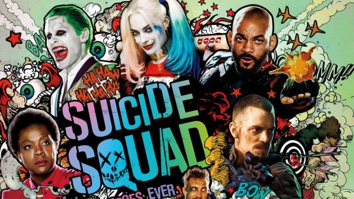 image david ayer poster suicide squad