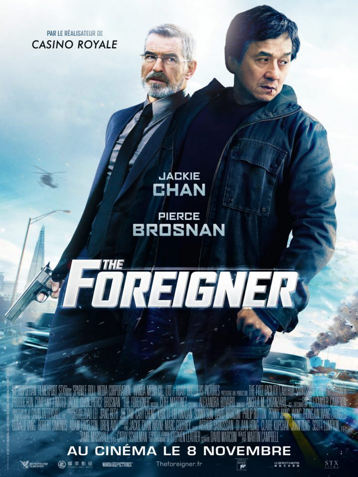 image martin campbell poster the foreigner
