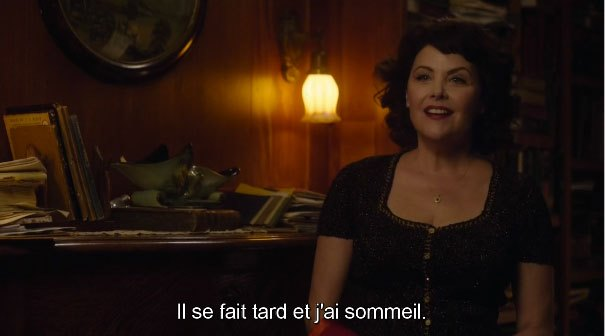 image audrey horne sherilyn fenn dispute twin peaks saison 3 épisode 12