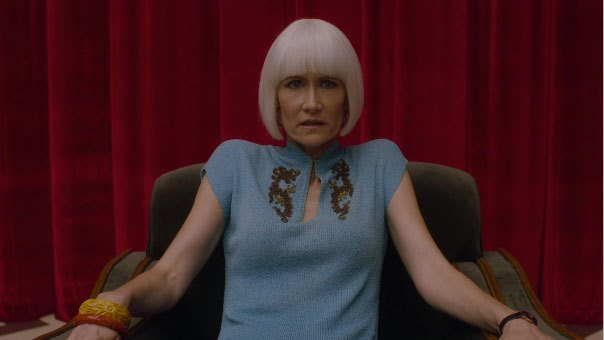 image diane laura dern black lodge twin peaks saison 3 épisode 16