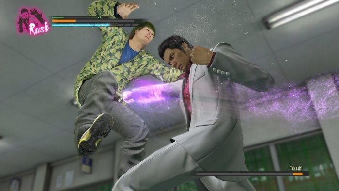 image gameplay yakuza kiwami