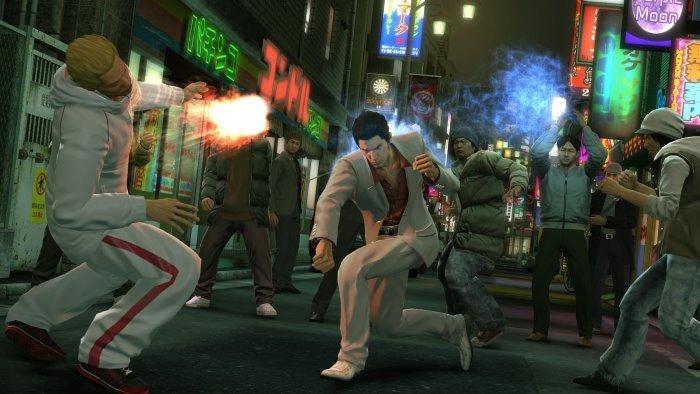 image jeu yakuza kiwami