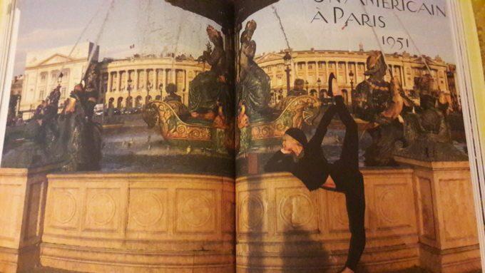 image chapitre un américain à paris livre fit'ballet octavie spencer hachette pratique