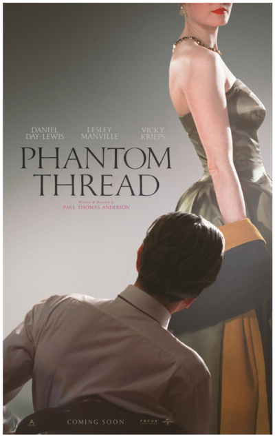 image paul thomas anderson poster phantom thread