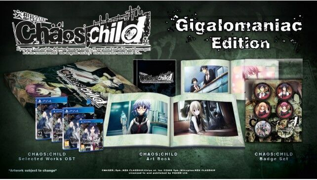 image collector chaos child