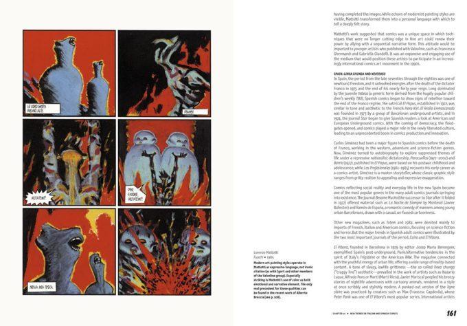 image double page vo lorenzo matotti comics histoire de la bd dan mazur alexander danner