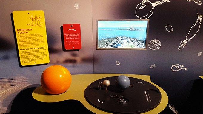 image module marées exposition cyclops explorateur de l'océan aquarium tropical de la porte dorée paris