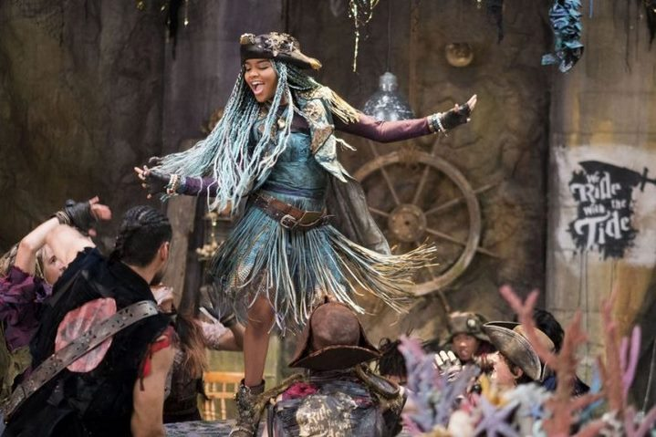 image china anne mcclain descendants 2 disney channel