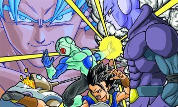 image critique dragon ball super tome 2