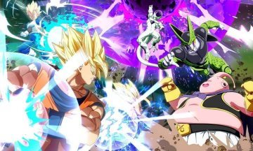 image article dragon ball fighterz