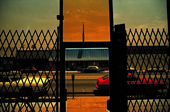 image los angeles 1989 harry gruyaert east west éditions textuel