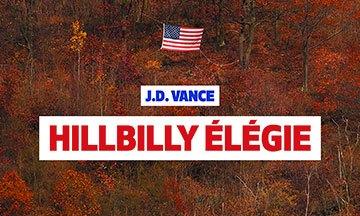 image gros plan hillbilly élégie j.d. vance éditions globe