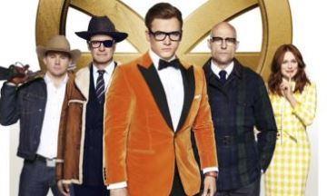 image critique kingsman cercle d'or