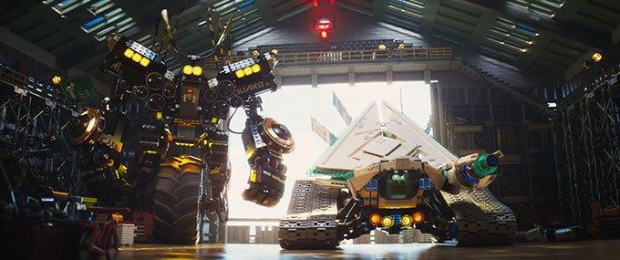 image robots lego ninjago le film
