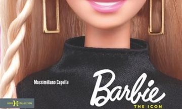 image gros plan couverture barbie the icon massimiliano capella hors collection