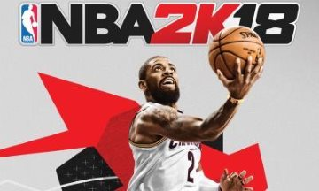 image couverture nba 2k18
