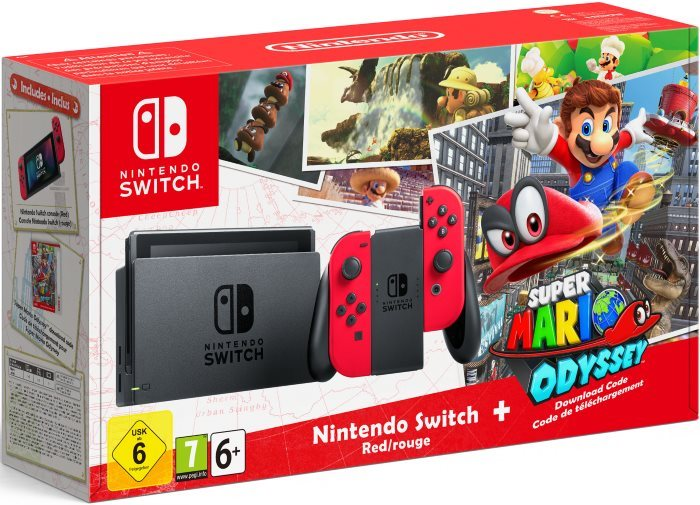 image pack nintendo switch super mario odyssey