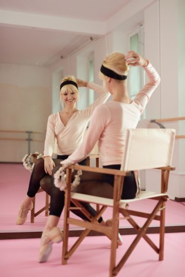 image octavie escure fit'ballet studio paris