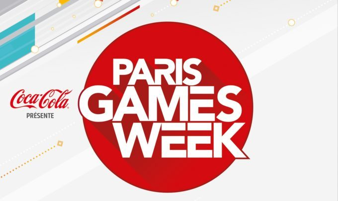 image affiche paris games week 2017 recadree