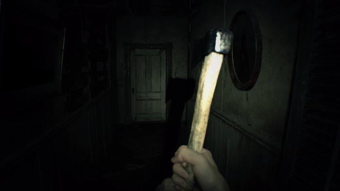 image capcom resident evil 7