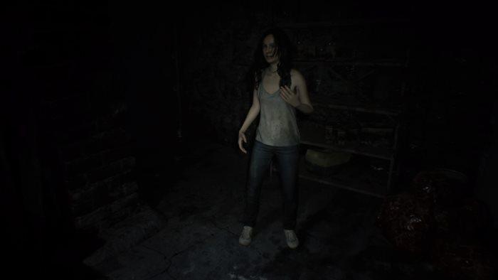 image jeu resident evil 7