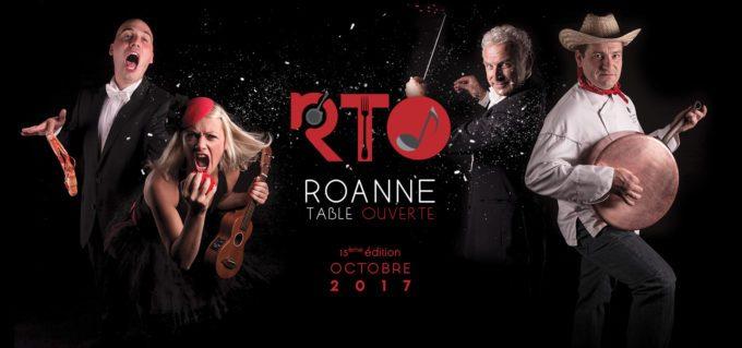 image affiche 15e édition Roanne Table Ouverte