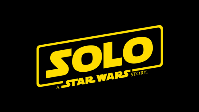 image ron howard logo solo a star wars story