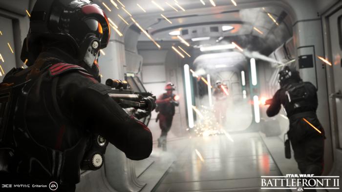 image étoile de la mort star wars battlefront 2