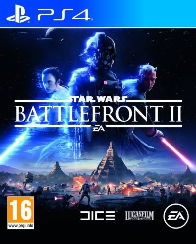 image star wars battlefront II cover