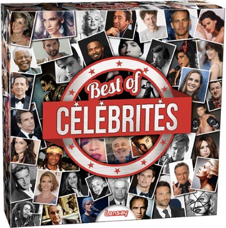 image jeu best of celebrites