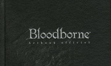 image critique bloodborne artbook officiel
