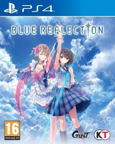 image jeu concours blue reflection