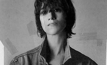 image gros plan pochette rest charlotte gainsbourg because music